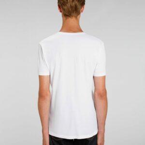 Teeshirt Homme 100% Coton Organique - Col V