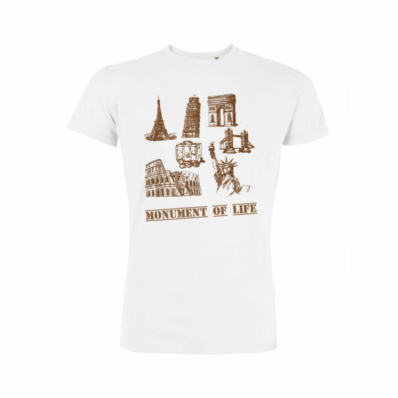 Teeshirt Homme - Monument Of Life
