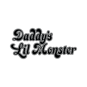 daddys-lil-monster