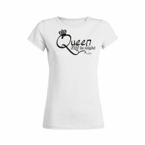 Teeshirt Femme - Queen Kif La Night