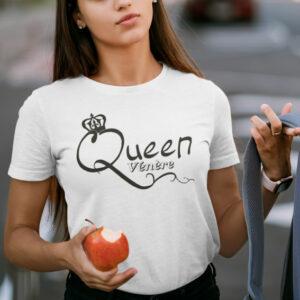 Teeshirt Femme - Queen Vénère