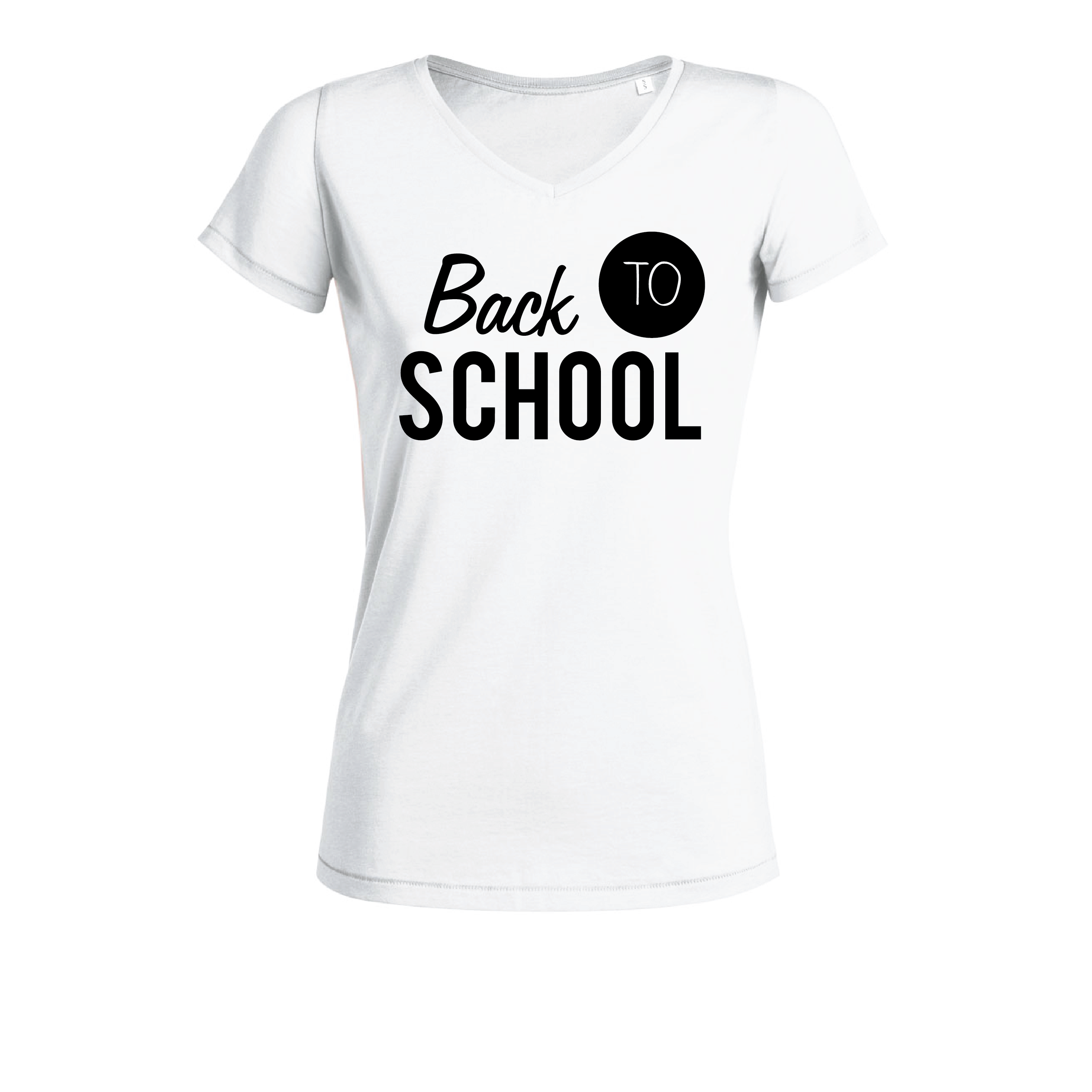 Teeshirt Femme - Back To School
