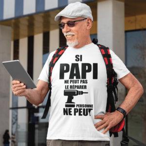 Si Papi Ne Peut Pas Le Réparer Personne Ne Peut