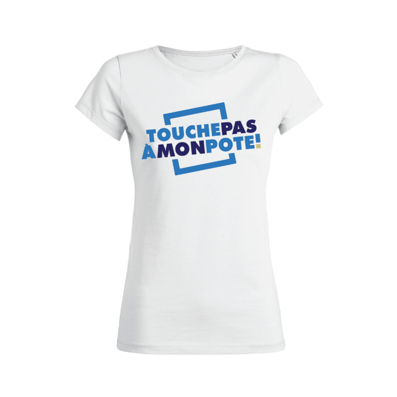 Teeshirt Femme - Touche Pas À Mon Pote !