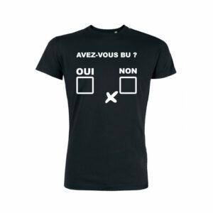 Teeshirt Homme - Avez-Vous Bu ?
