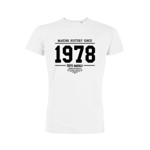 Teeshirt Homme – Making History Since