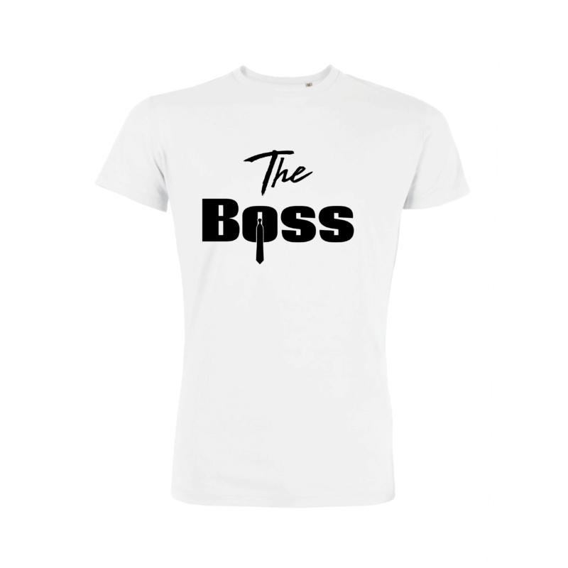 Teeshirt Homme – The Boss