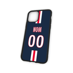 Coque iPhone 11 – Supporter PSG 2019-2020 domicile