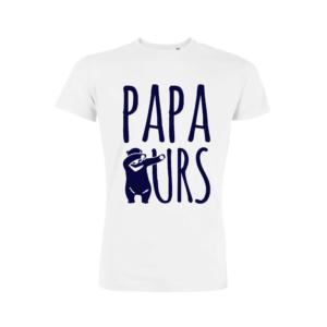 Teeshirt Homme – Papa Ours