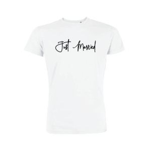 Teeshirt Homme - Just Married