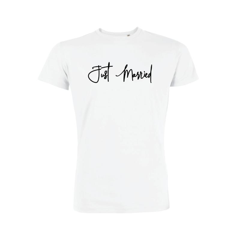 Teeshirt Homme - Just Married
