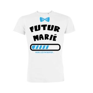 Teeshirt Homme - Futur Marié