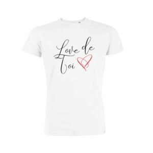 Teeshirt Homme - Love De Toi