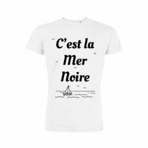 Teeshirt Homme - C'est La Mer Noire