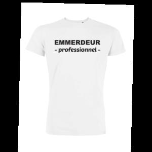 Teeshirt Homme - Emmerdeur Professionnel