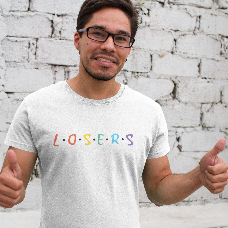 Teeshirt Homme - Losers