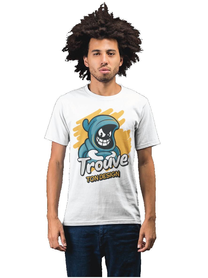 t-shirt personnalisé levallois