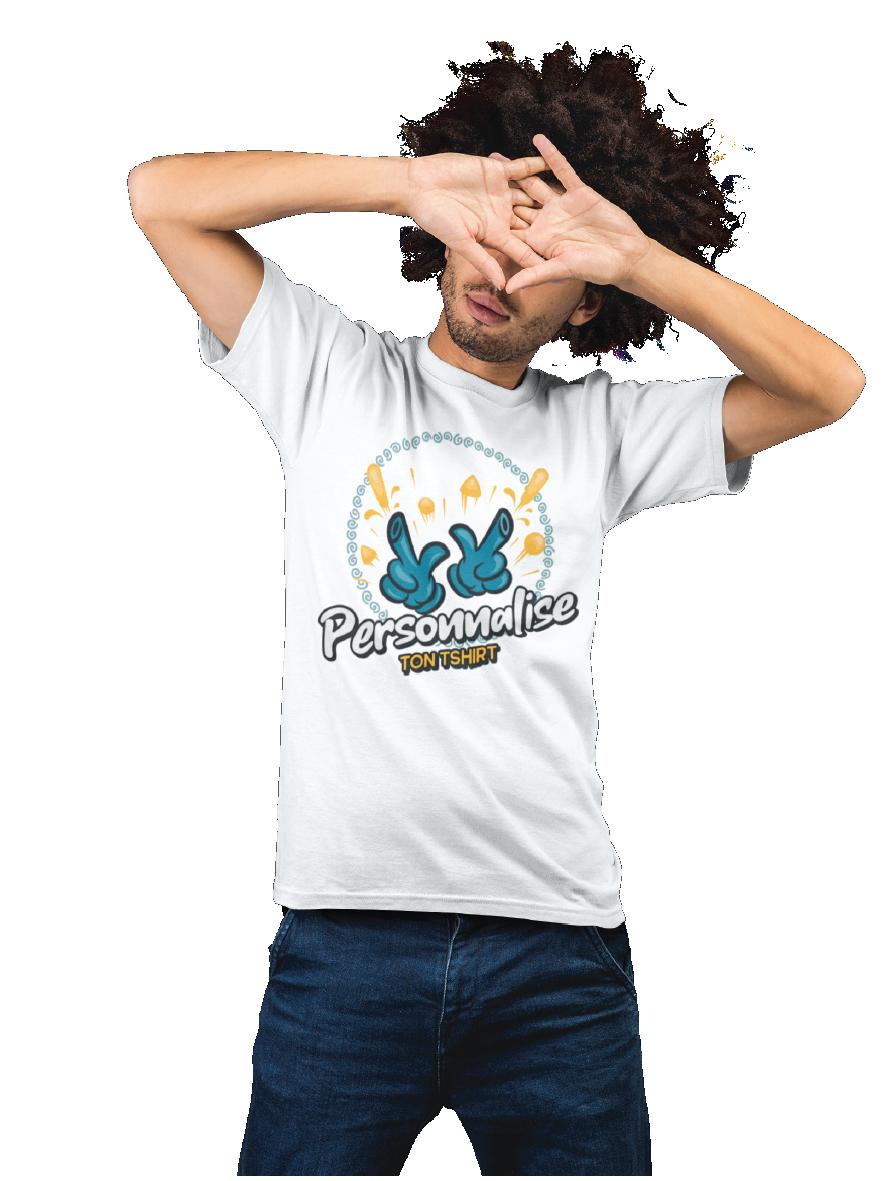 t-shirt personnalisé marseille