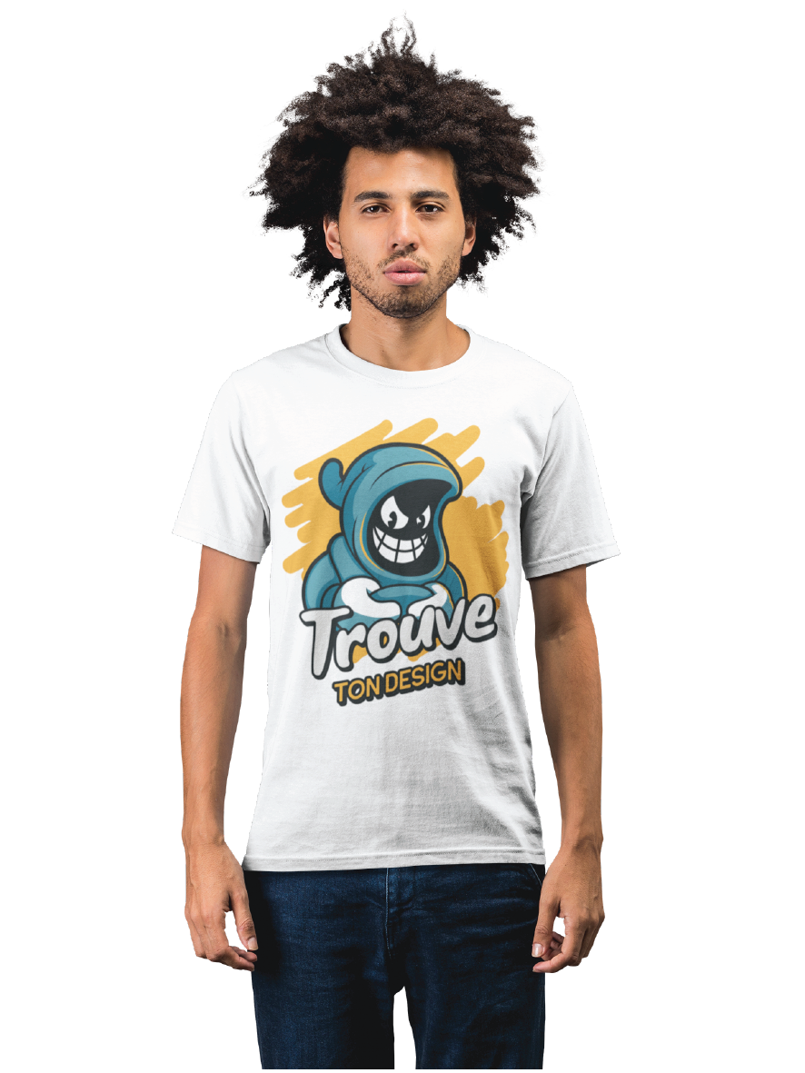 t-shirt personnalisé pontault combault