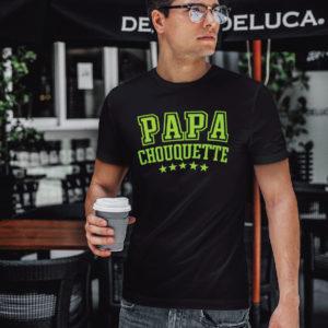 Teeshirt Homme - Papa Chouquette
