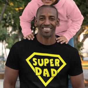 Teeshirt Homme - Super Dad