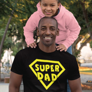 Teeshirt Homme - Super Dad