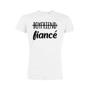 Teeshirt Homme - Boyfriend Fiancé