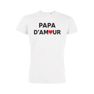 Teeshirt Homme - Papa D'amour