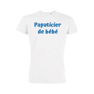 Teeshirt Homme - Papaticier De Bébé