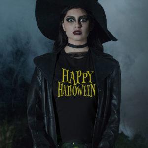Teeshirt Femme - Happy Halloween