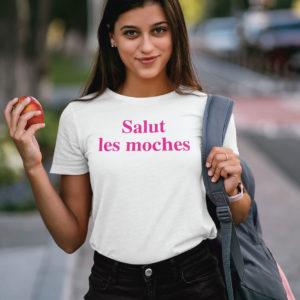 Teeshirt Femme - Salut Les Moches
