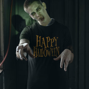 Teeshirt Homme - Happy Halloween