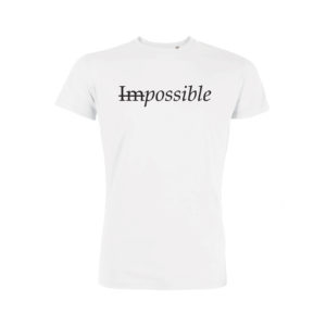 Teeshirt Homme - Impossible - Possible