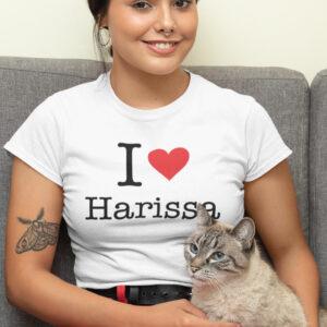 Teeshirt Femme - I Love Harissa