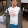 Teeshirt Femme - La Véritable & Authentique Maman Poule