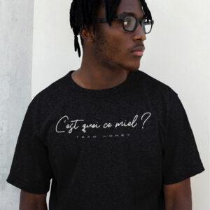 Teeshirt Homme - C'est Quoi Ce Miel