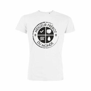 Teeshirt Homme - Meilleur Frérot Du Monde