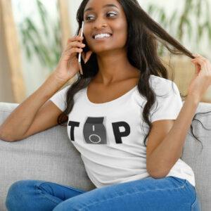 Teeshirt Femme - Tip Top