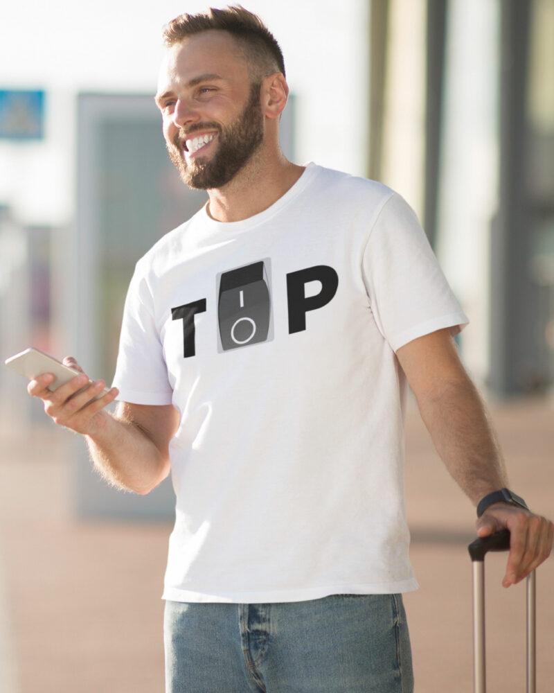 Teeshirt Homme - Tip Top
