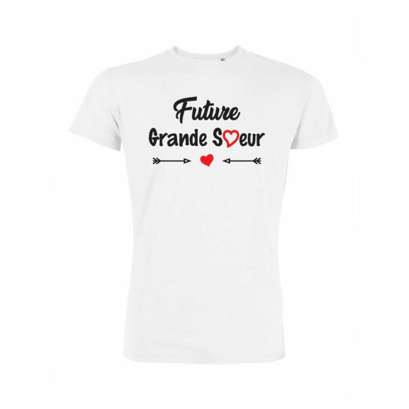 Teeshirt Enfant - Future Grande Soeur