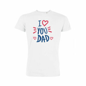 Teeshirt Enfant - I Love You Dad