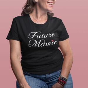 Teeshirt Femme - Future Mamie