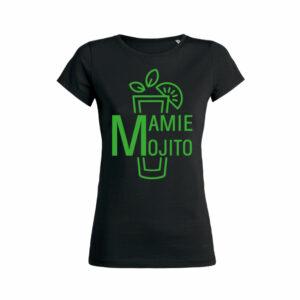 Teeshirt Femme - Mamie Mojito