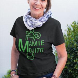 Teeshirt Femme - Mamie MojitoTeeshirt Femme - Mamie Mojito