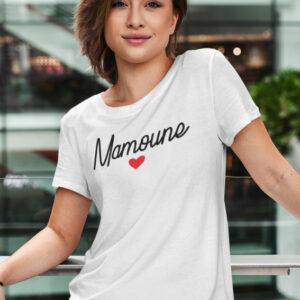 Teeshirt Femme - Mamoune