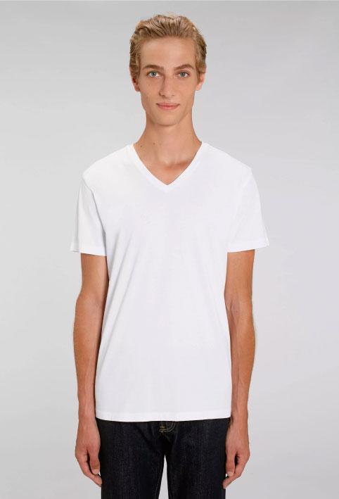 t-shirt-personnalisé-homme-V
