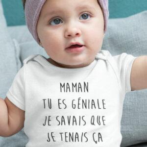 Body - Maman Tu Es Géniale