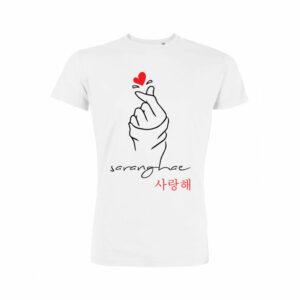 Teeshirt Enfant - Saranghae